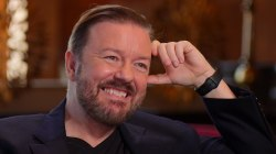 Ricky Gervais on why his latest comedy special 'Humanity' is his best