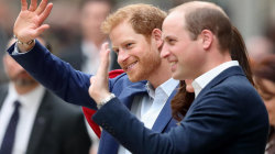 Brotherly love! See Prince William and Prince Harry's sweetest moments together