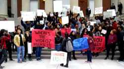 Syracuse students rally against frat over offensive video