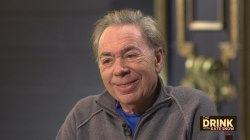 Andrew Lloyd Webber started writing musicals at age 7, and hasn't looked back since