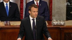 Macron: 'Iran shall never possess any nuclear weapons'