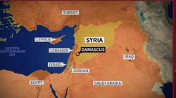 'Loud explosions:' Syrian opposition sources after Trump announces precision strikes