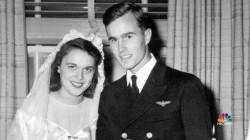 George and Barbara Bush's enduring love story