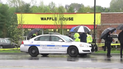 Police search for shooter after four killed at Tennessee Waffle House