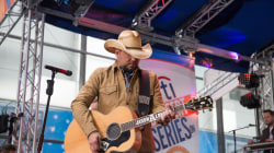 Watch Jason Aldean perform 'A Little More Summertime' live on TODAY
