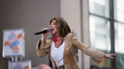 See Shania Twain perform 'I'm Alright' live on TODAY plaza