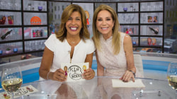 Hoda Kotb reveals a surprising prescription for her raspy throat