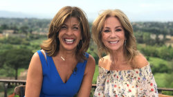 Kathie Lee and Hoda say 'ciao' from sunny Italy!