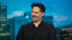 Joe Manganiello talks about sci-fi thriller 'Rampage' and his wife, Sofia Vergara