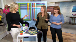HGTV stars reveal how to put beautiful art on your walls for less
