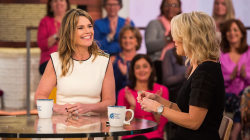 Savannah Guthrie: Hoda Kotb rocked TIME 100 gala with her Ziploc bag