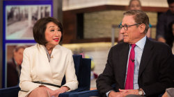 Maury Povich and Connie Chung on their TV careers, long marriage