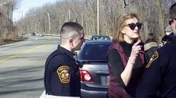 Ex-Port Authority official's traffic stop rant at cops caught on video
