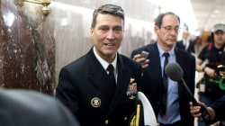 Trump rallies behind VA nominee Ronny Jackson as allegations mount