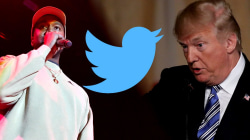 Kanye West goes on tweetstorm about President Trump