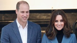 Duchess Kate gives birth as royal wedding rapidly approaches