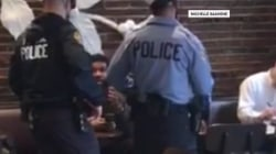 2 black men arrested in Starbucks say they feared for their lives
