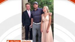 Ex-NFL kicker Jay Feely posts prom date photo with gun: Funny… or creepy?