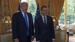 Trump will host rare private dinner for Emmanuel Macron of France