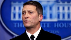 VA nominee Ronny Jackson withdraws from consideration
