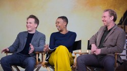 'Harry Potter and the Cursed Child' Broadway stars visit TODAY