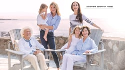 Jenna Bush Hager and family featured in new book 'Mother and Child'