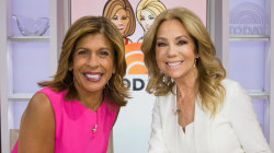 You could win a trip to Florence and visit KLG and Hoda there