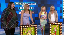 Kathie Lee and Jenna tackle Italy trivia playing Crosswords With Friends