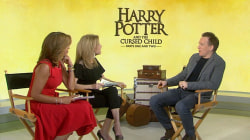 Meet Broadway's grown-up Harry Potter, British actor Jamie Parker