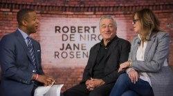 Robert De Niro: I want to escort Trump to jail in an 'SNL' sketch