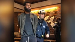 Starbucks apologizes after video of 2 black men getting arrested goes viral