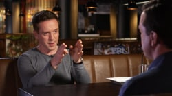 British actor Damian Lewis reveals how he got his New York accent for 'Billions'