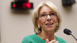 Betsy DeVos: 'School decision' to report undocumented students