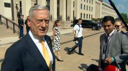 Secretary Mattis offers 'good news' on North Korea summit