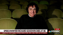 Remembering the life and legacy of Richard Goodwin