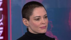 Rose McGowan: Harvey Weinstein arrest is a 'start'