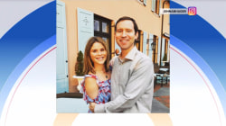 Jenna Bush Hager wishes her husband happy birthday – and happy anniversary!