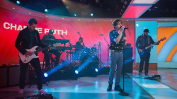 See Charlie Puth perform 'Done For Me' on TODAY