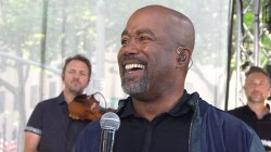 Darius Rucker: 'It still feels great' to perform live on TODAY