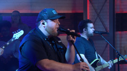 Luke Combs performs 'One Number Away' live on Megyn Kelly TODAY