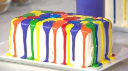 Rainbow drip cake, cake pop cones: Learn how to make these sweet treats