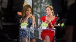 Watch Kathie Lee and Hoda try diet vodka