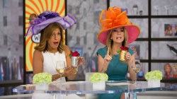 See Kathie Lee and Hoda sample $1000 mint juleps