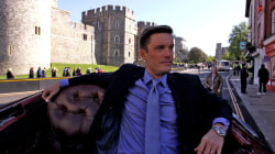 Royal wedding: Keir Simmons conducts an insider's tour of Windsor