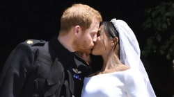 Duke and Duchess of Sussex marry in fairy tale wedding