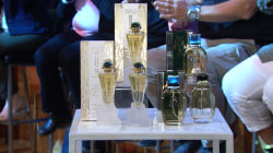 Megyn Kelly audience members receive Jivago fragrances