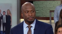 Akbar Gbaja Biamila: I lost my 'NFL arrogance' on 'American Ninja Warrior'