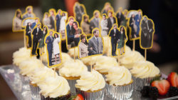 How to throw a wedding watching party that's fit for royalty