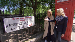 Royal wedding: Megyn Kelly gets a tour of London