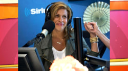 Hoda Kotb wins a Gracie Award for her radio show